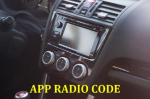 APPLICATION RENAULT RADIO CODE GENERATOR CALCULATOR