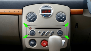 debloquer renault radio code