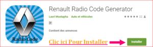 Comment Récupérer le code autoradio Renault radio code génerator calculator