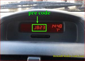 renault clio radio codes free generator
