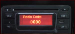 How To Enter Radio Code Renault | Renault Radio Code